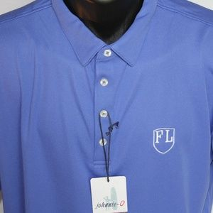 NEW Johnnie-O West Coast Prep Performance Polo XL